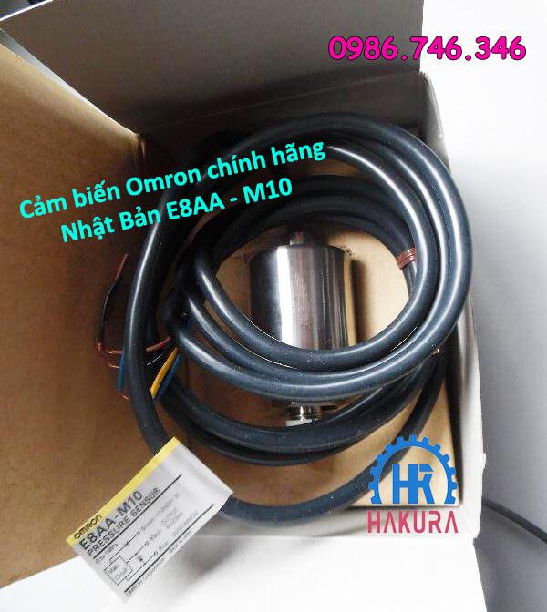 Cảm biến áp suất Omron chính hãng Nhật Bản E8AA - M10