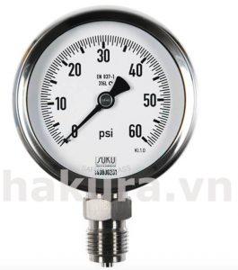 Lắp đặt đồng hồ áp suất đúng cách - hakura.vn