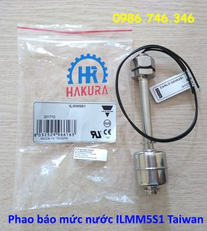 Phao báo mức nước ILMM5S1 Taiwan - hakura.vn