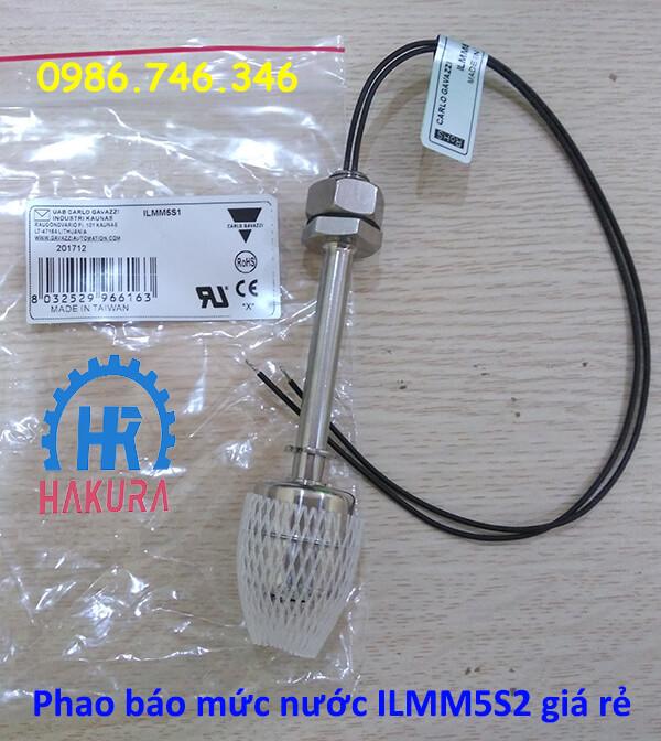 Phao báo mức nước ILMM5S2 giá rẻ - hakura.vn