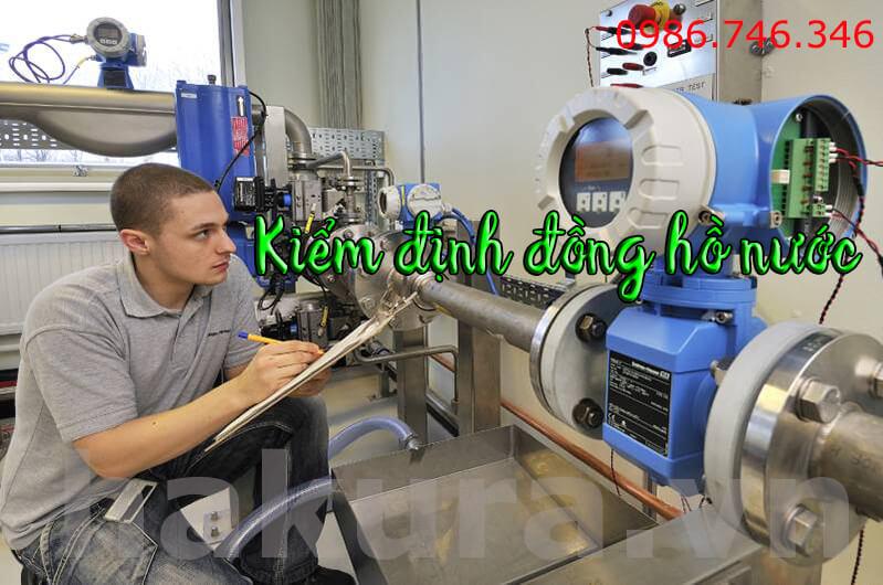 Kiểm định đồng hồ nước là công việc vô cùng quan trọng không thể thiếu để chứng nhận một chiếc đồng hồ nước có tốt và hoạt động ổn định hay không.