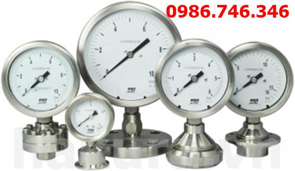 Phân loại các dòng đồng hồ đo áp suất theo thương hiệu - hakura.vn