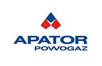 Logo thương hiệu Apator Powogaz