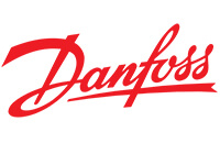 Logo thương hiệu Danfoss: Valve, công tắc, cảm biến