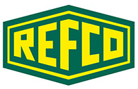 Logo thương hiệu Refco