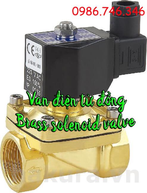 Hãy mua ngay Van điều khiển điện từ đồng - Brass Solenoid valve tại Hakura. Những ưu đãi đầy bất ngờ dành cho Quý khách trong tháng này nhé.