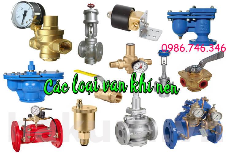Các vật tư van khí nén valve công nghiệp - hakura.vn