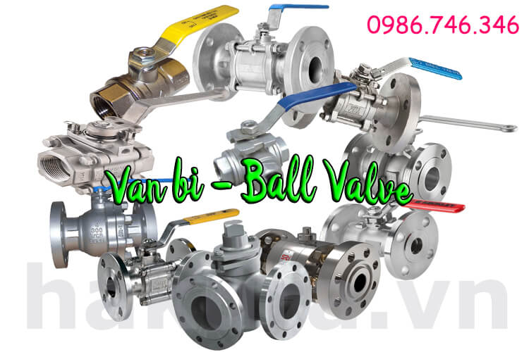 Khái niệm Van bi ball valve - hakura.vn