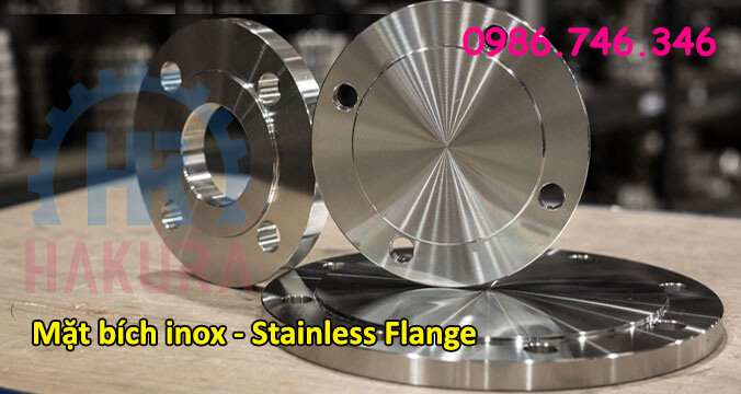 Mặt bích là gì? Mặt bích inox Stainless Flange