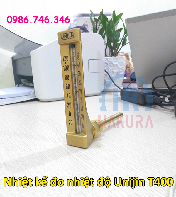 Nhiệt kế đo nhiệt độ Unijin T400 - hakura.vn