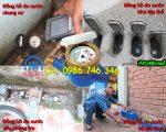 Mua đồng hồ đo nước sạch chung cư, phòng trọ, hộ gia đình giá rẻ chỉ từ 299.000 VNĐ
