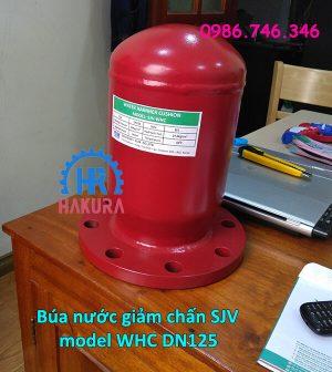 Búa nước giảm chấn SJV model WHC DN125