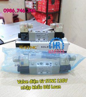 Valve điện từ STNC 110V nhập khẩu Đài Loan