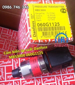 Cảm biến áp suất Danfoss MBS3000 060G1125