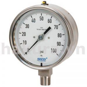 Đồng hồ đo áp suất Wika 232 - hakura.vn