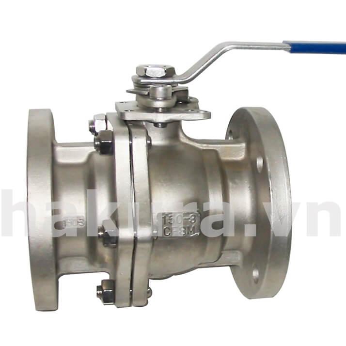Cấu tạo của van bi ball valve - hakura.vn