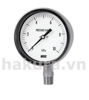 Đồng hồ đo áp suất Wise model p421