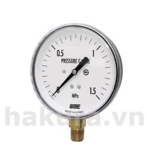 Đồng hồ đo áp suất Wise model p140