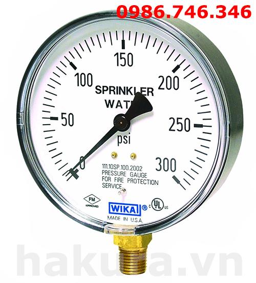 Chức năng của đồng hồ áp suất - hakura.vn