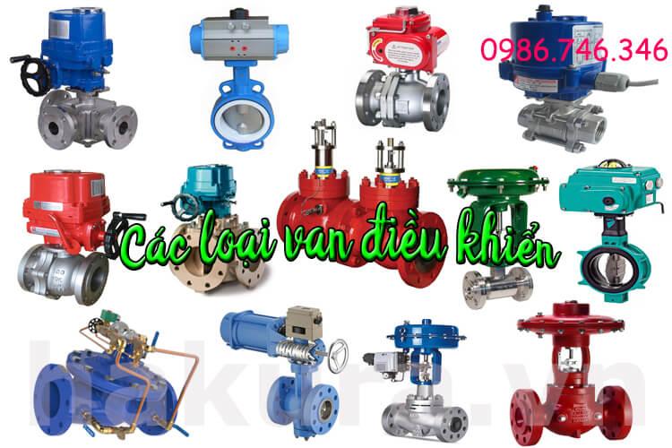 Các vật tư van điều khiển valve công nghiệp - hakura.vn