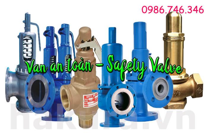 Khái niệm van an toàn - safety valve hakura.vn