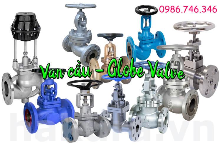Khái niệm Van cầu globe valve - hakura.vn