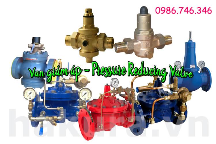 Khái niệm Van giảm áp Pressure reducing valve - hakura.vn