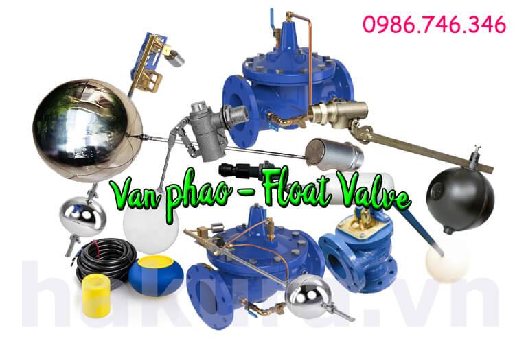 Khái niệm Van phao float valve - hakura.vn