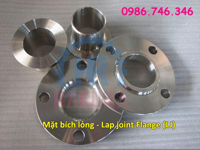 Mặt bích là gì? Mặt bích lỏng Lap Joint Flange (LF)