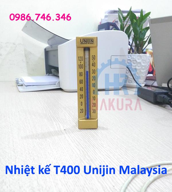 Nhiệt kế T400 Unijin Malaysia - hakura.vn