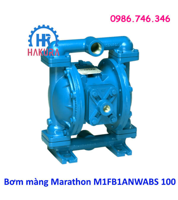 Bơm màng Marathon M1FB1ANWABS100 chính hãng xuất xứ Mỹ