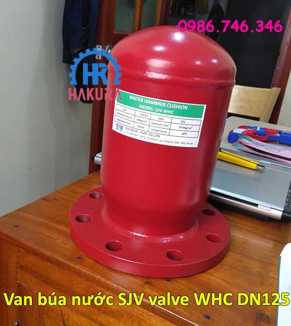 Van búa nước SJV valve WHC DN125