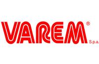 Logo thương hiệu bình tích áp Varem Ý
