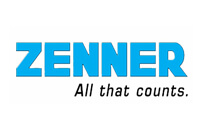 Logo thương hiệu đồng hồ nước Zenner Trung Đức