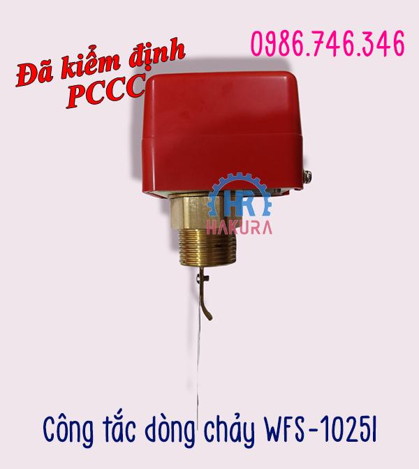 Công tắc dòng chảy WFS-1025I đã được kiểm định PCCC